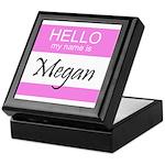 Megan Keepsake Box