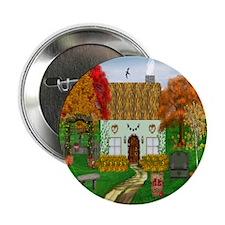 Autumn Cottage Pins(10 pack)