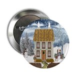 Winter Cottage Pins (10 pack)