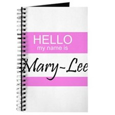 Mary-Lee Journal