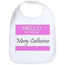 Mary-Catherine Bib