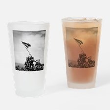 Unique Military ww2 Drinking Glass