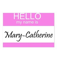 Mary-Catherine Postcards (Package of 8)