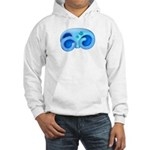 Icy Maya Jaguar Paw Hooded Sweatshirt