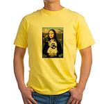 Mona /Cairn T Yellow T-Shirt