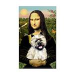 Mona /Cairn T Sticker (Rectangle)