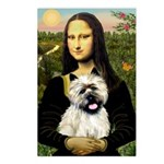 Mona /Cairn T Postcards (Package of 8)