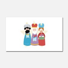 Three Wise Men Car Magnet 20 x 12