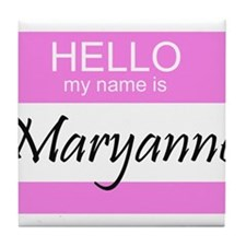 Maryanne Tile Coaster