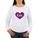 Kate Women's Long Sleeve T-Shirt