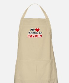 My heart belongs to Cayden Apron