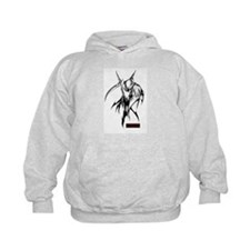 Grim reaper cool Hoodie for kids.