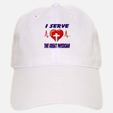 EKG Baseball Baseball Cap