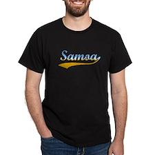 Samoa beach flanger T-Shirt