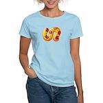 Fiery Maya Jaguar Tail Women's Light T-Shirt