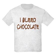 I Bleed Chocolate T-Shirt