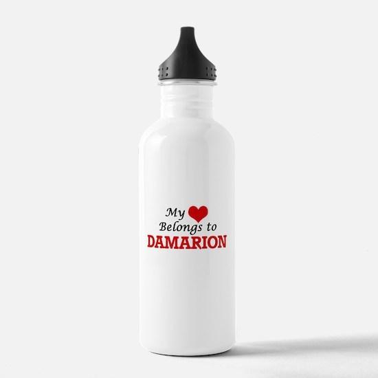 My heart belongs to Da Water Bottle