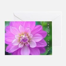 Unique Garden light Greeting Card