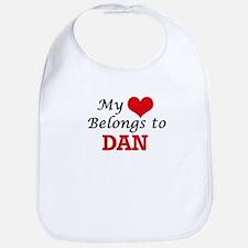 My heart belongs to Dan Bib