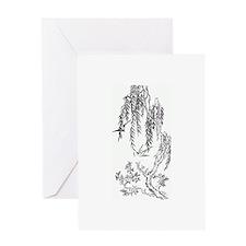 TATTOO ART Greeting Card