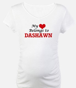 My heart belongs to Dashawn Shirt