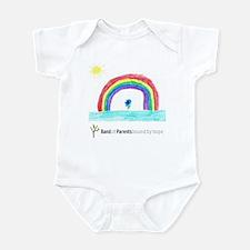 Remission Rainbow Infant Bodysuit