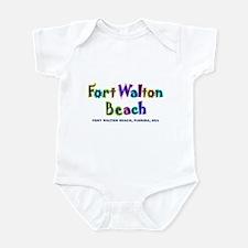 Fort Walton Beach -  Infant Bodysuit