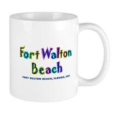 Fort Walton Beach -  Mug