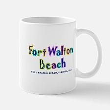 Fort Walton Beach -  Mug
