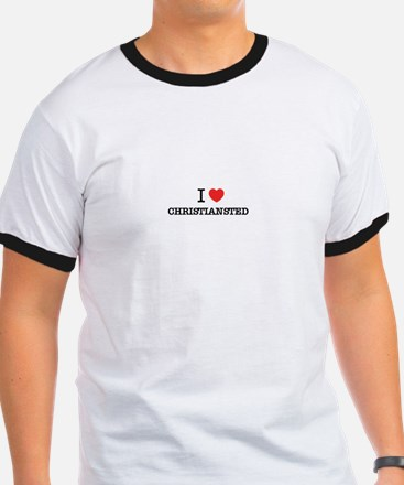 I Love CHRISTIANSTED T-Shirt