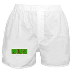 Hoe, Hoe, Ho Boxer Shorts
