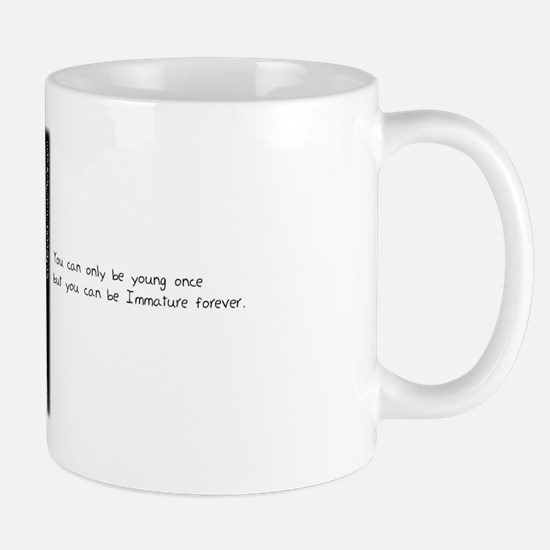 Wild Cat-And-Quote Mug