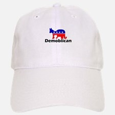 Demoblican Baseball Baseball Cap