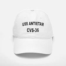 USS ANTIETAM Baseball Baseball Cap