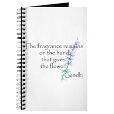 Gandhi Quote Journal