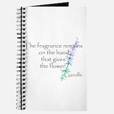Gandhi Quote Journal