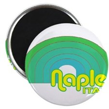 Naples, Italy Magnet