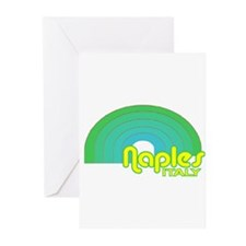 Naples, Italy Greeting Cards (Pk of 10)