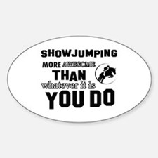 Snow Jumping More Awesome Than What Decal
