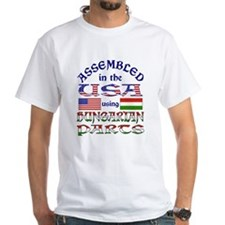 USA/Hungarian Parts Shirt