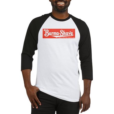 Burma-Shave Baseball Jersey