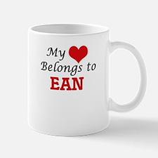 My heart belongs to Ean Mugs