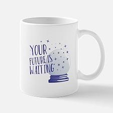 Future Is Waiting Mugs