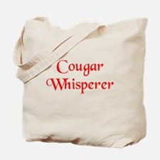 Cougar Whisperer Tote Bag