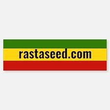 Rasta Seed Bumper Bumper Bumper Sticker