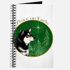 Shiba(blk) Peace Journal