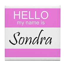 Sondra Tile Coaster