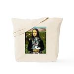 Mona's Catahoula Leopard Tote Bag