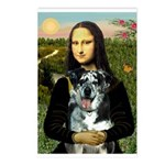 Mona's Catahoula Leopard Postcards (Package of 8)