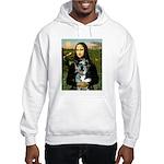Mona's Catahoula Leopard Hooded Sweatshirt